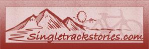 Singletrack logo pink